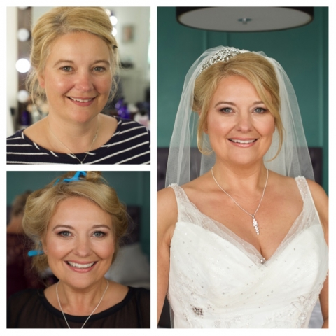 Wedding, makeup, greenbank, falmouth