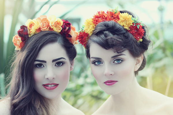 Crown-and-glory-makeup-shoot