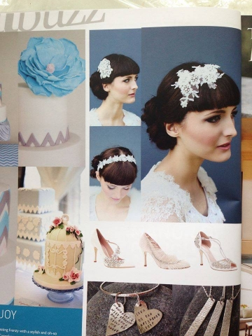makeup, headpiece,