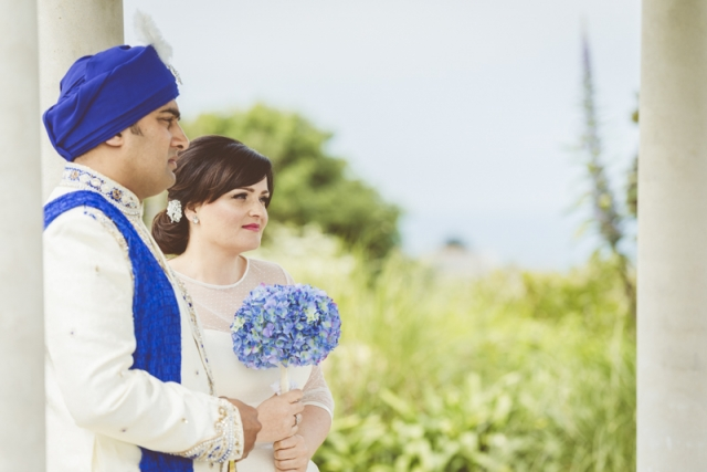 bride, asian, indian, wedding, cornwall