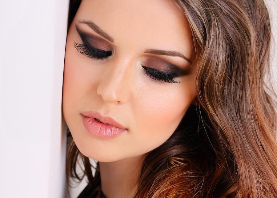 Brown-eyeshadow-eye-makeup