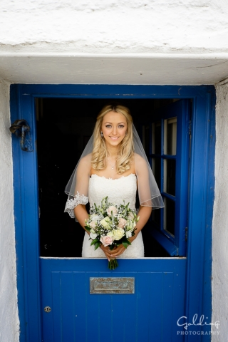 makeup, blonde, cornish door